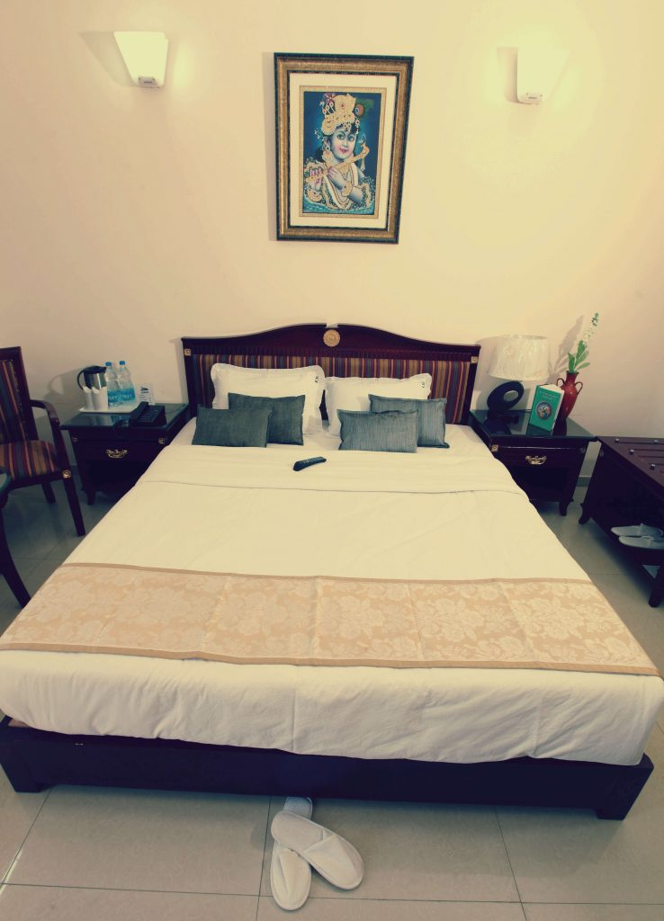 Accomodations - Hotel Kridha Residency