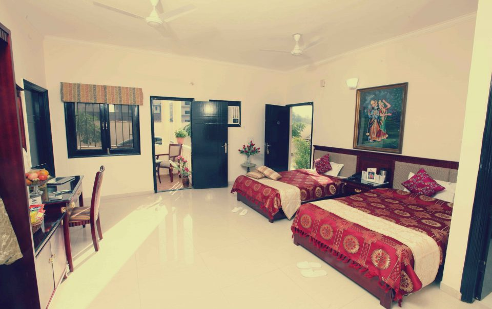 Our Rooms - Hotel Kridha Residency