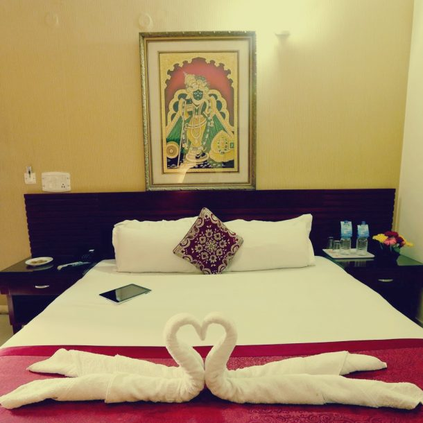 Rukmani Grand Banquets - Hotel Kridha Residency